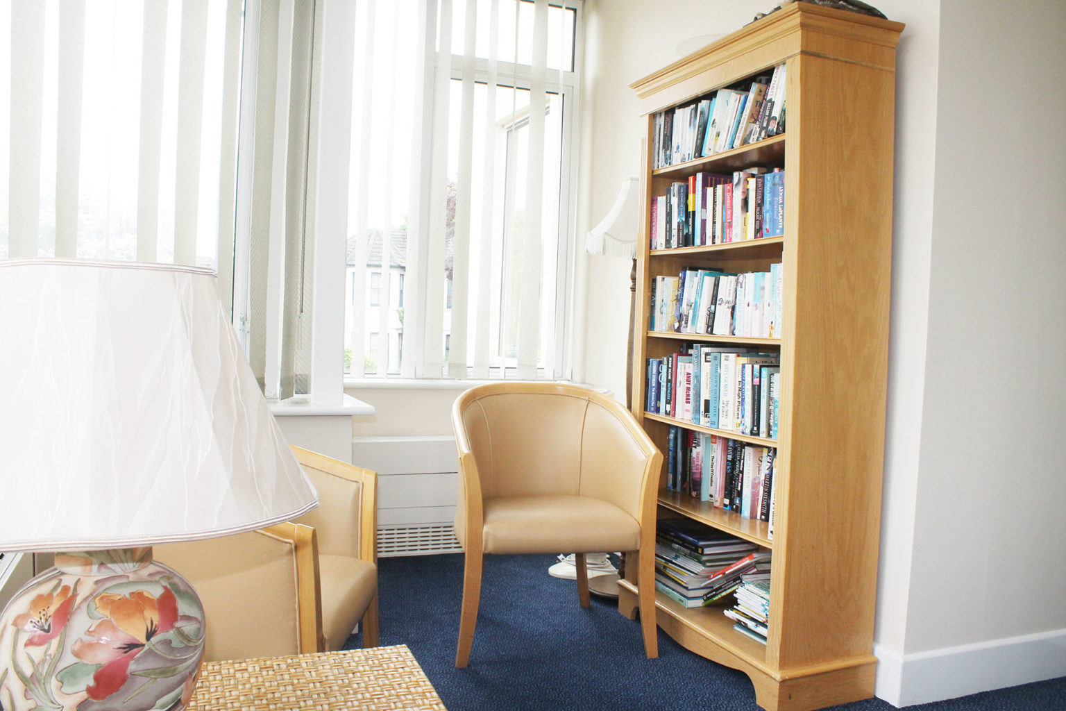 Lawnbrook Care Home Library